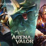 คู่มือ Arena of Valor / ROV