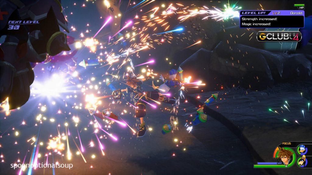 Kingdom Hearts 3 (KH3) Re: Mind – รายการไอเทม
