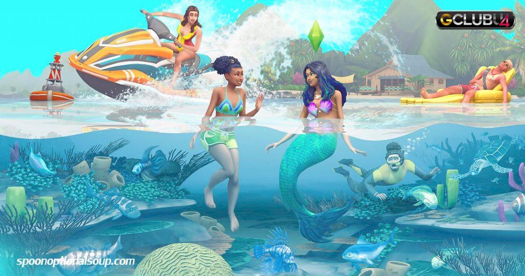 The Sims 4 มีโหมดอะไรที่น่าตื่นเต้นบ้าง