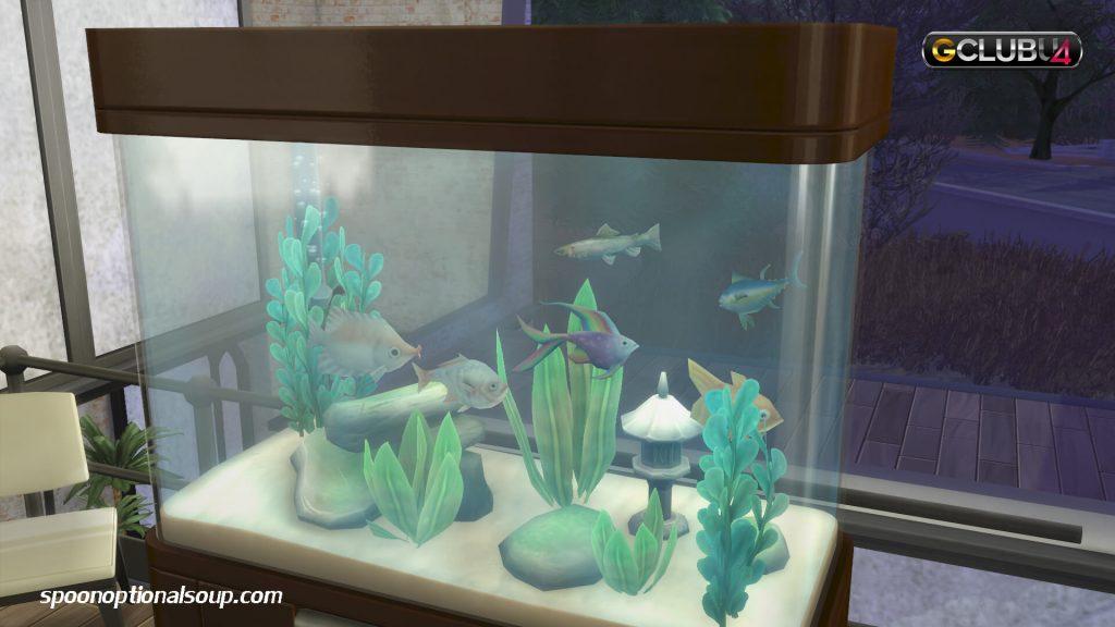 พิพิธภัณฑ์สัตว์น้ำ ในเดอะซิม